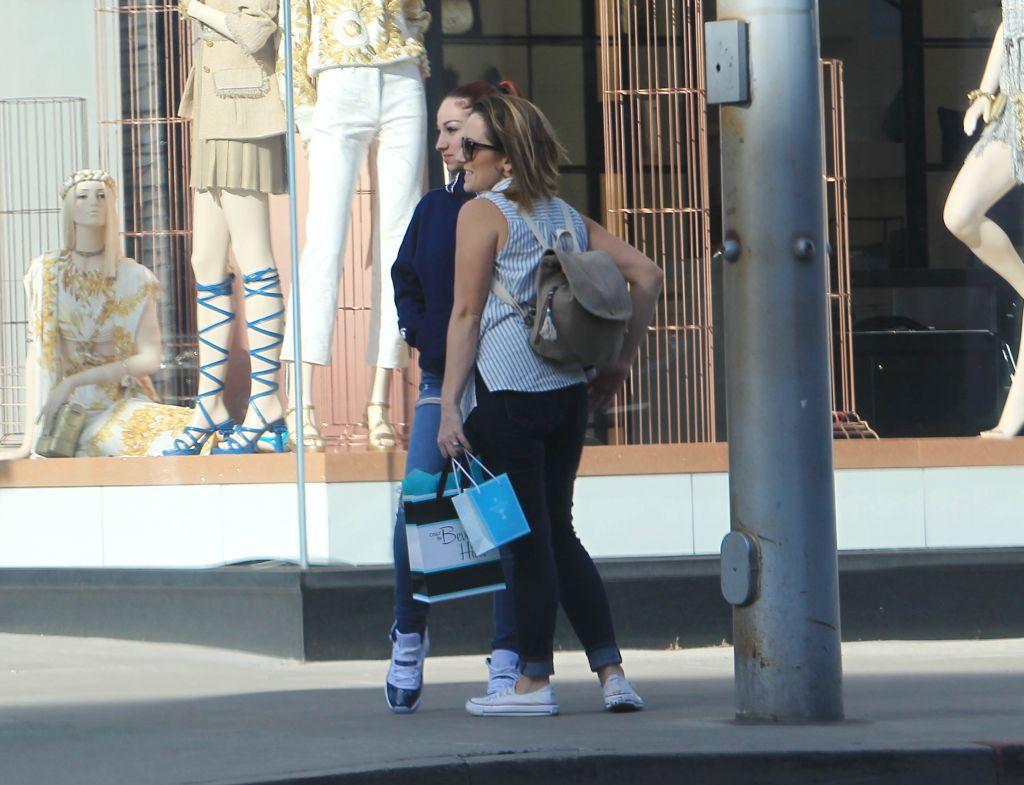 Celebrity Sightings In Los Angeles - December 8, 2017