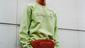 Supreme x Lacoste