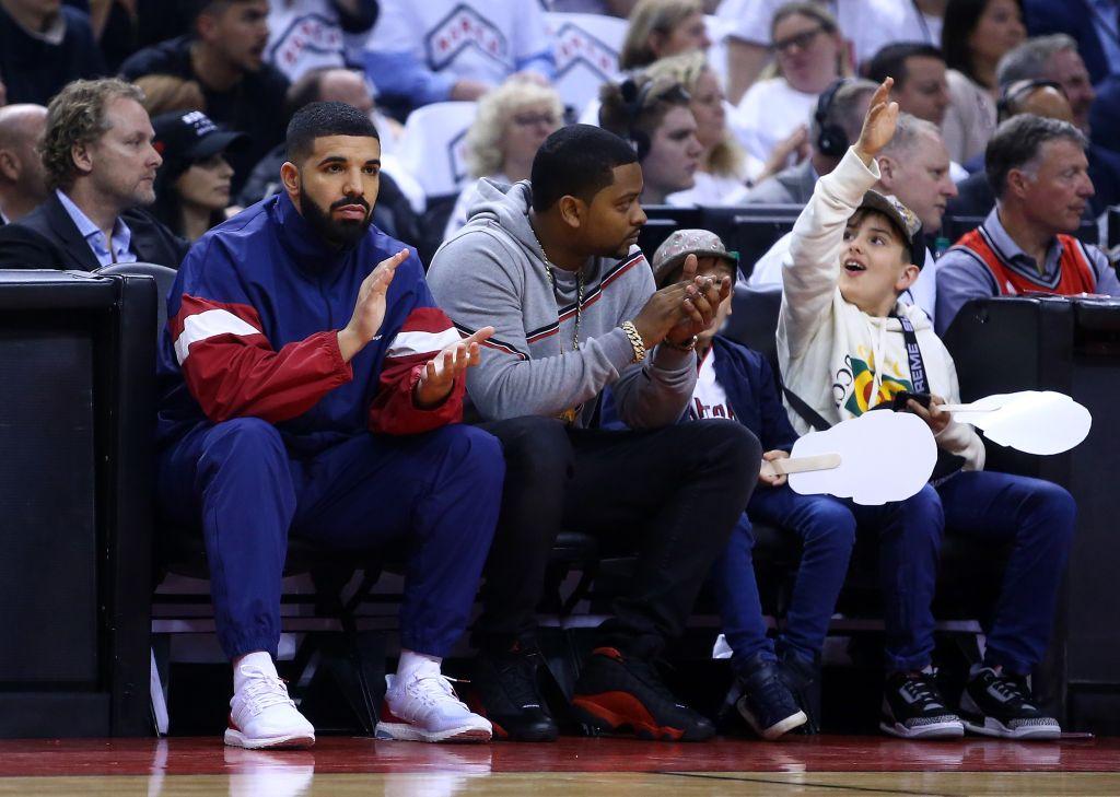 Cleveland Cavaliers v Toronto Raptors - Game Two