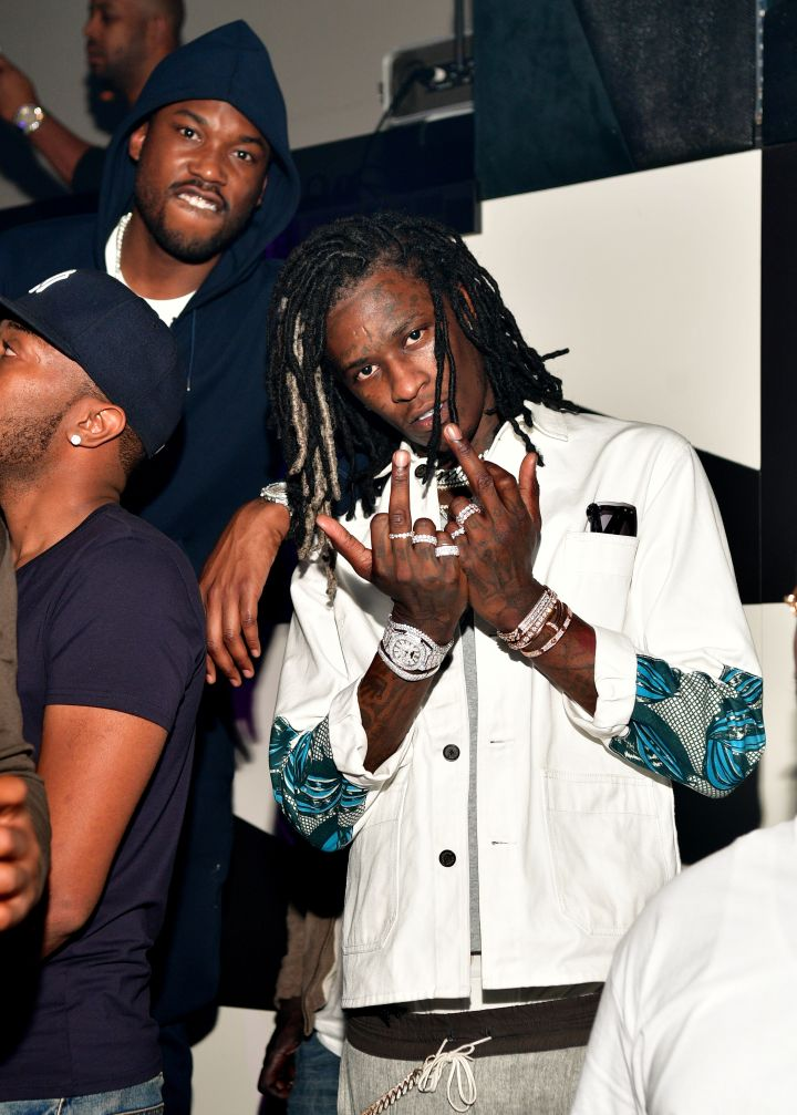 Thugga is the homie.