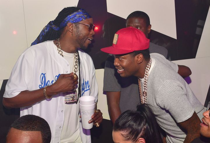 Who isn't friends with 2 Chainz?