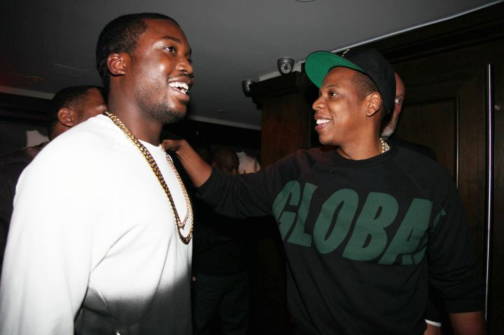 Even Hov is for the kid.
