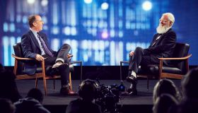 Jerry Seinfeld, David Letterman