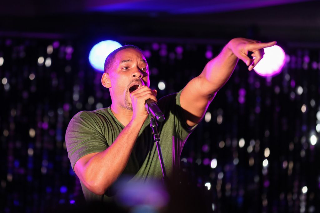Chris Martin Of Coldplay Performs At A Dinner Party Hosted By iHeartMedia And MediaLink During The Cannes Lions Festival Of Creativity