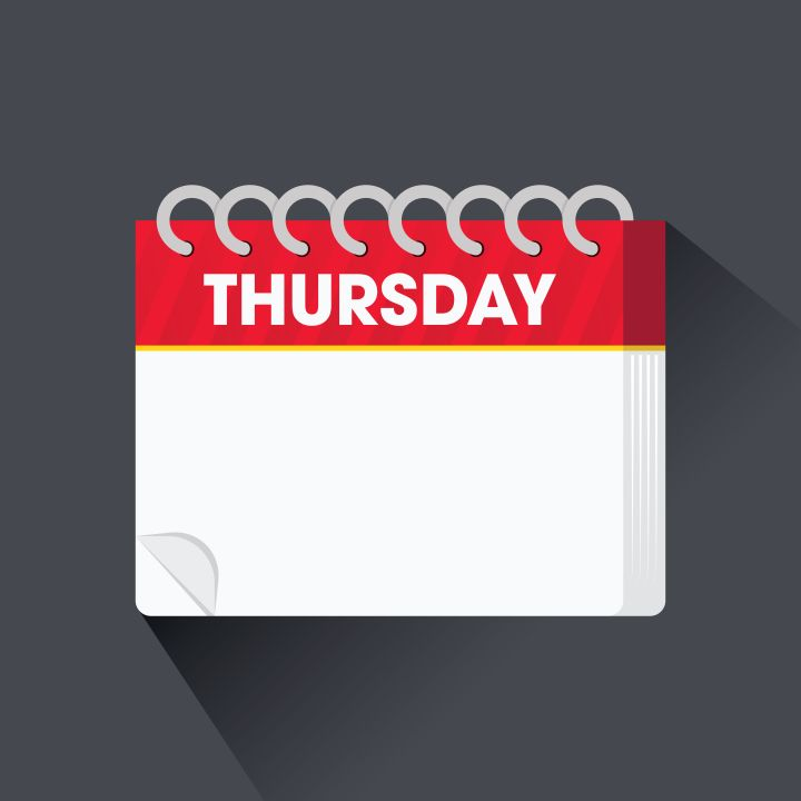 We all know 'Throwback Thursdays,' which are used to reminisce about all things old and nostalgic.