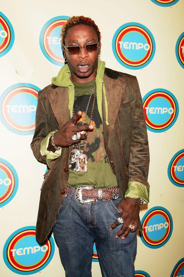 Reggae rapper Elephant Man was born on Thursday, September 11, 1975.