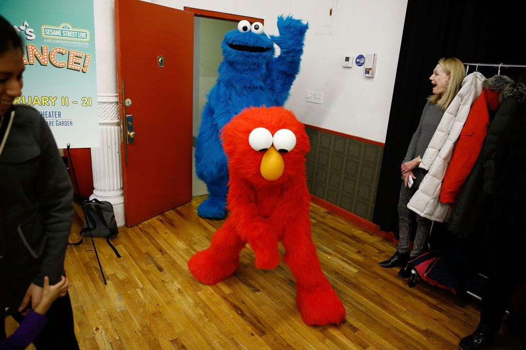 Sesame Street Live Dance Class