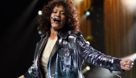 Whitney Houston Performs At Acer Arena In Sydney