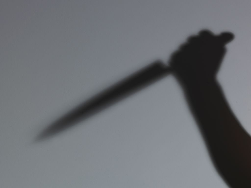 shadow of knife