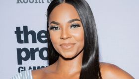 Ashanti attends 2018 Room to Read Gala at Kimpton Hotel...