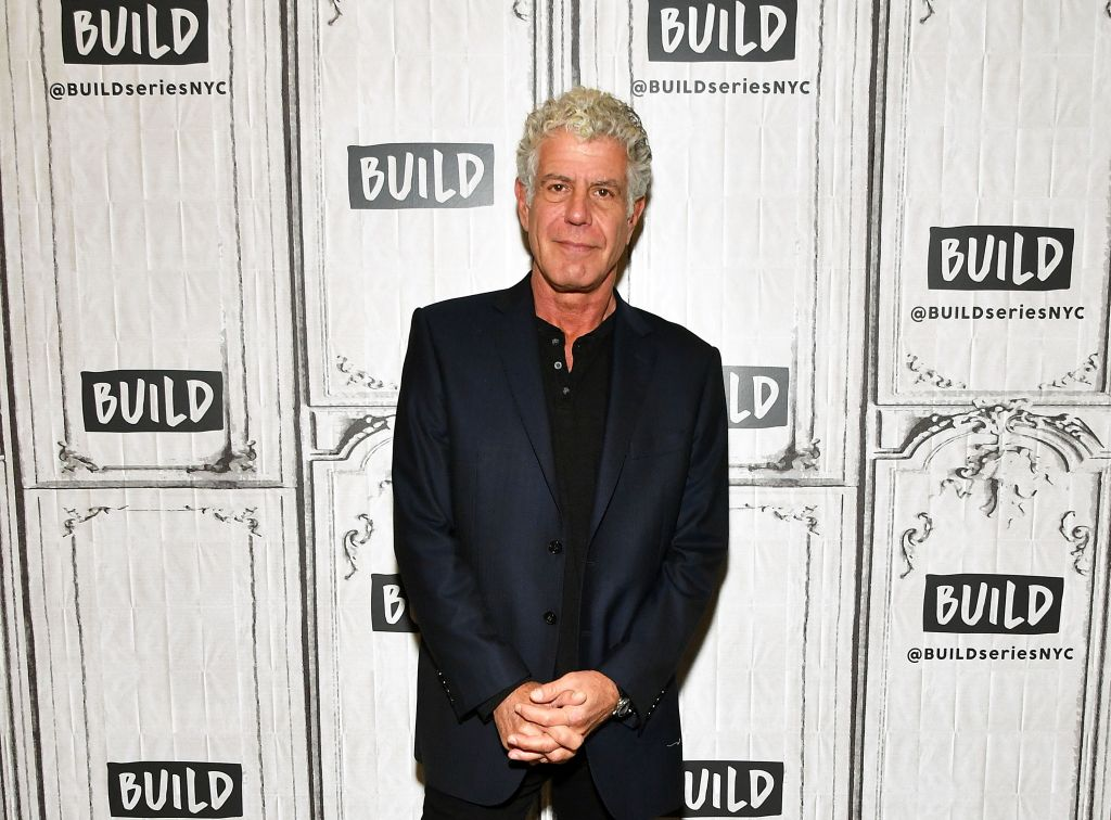 Build Presents Anthony Bourdain Discussing The Balvenie's 'Raw Craft'