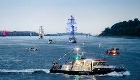 Hamburg Port's 829th Anniversary