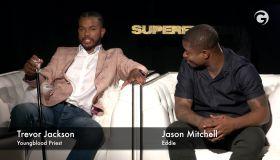 Trevor Jackson, Jason Mitchell