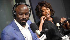 Celebrities Visit SiriusXM - September 28, 2016