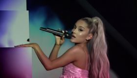 Ariana Grande during an appearance on NBC's 'The Tonight Show Starring Jimmy Fallon.'