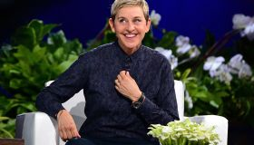 ellen glosses over controversy