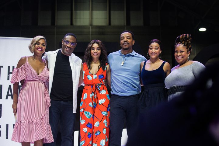 The Hate You Give Cast