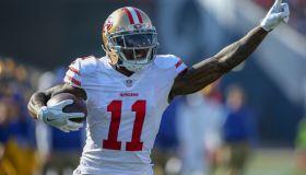NFL: DEC 31 49ers at Rams