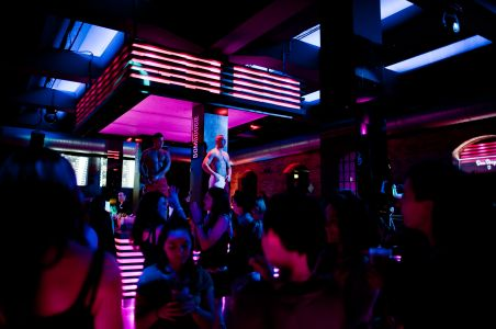 A Night With Male Strippers