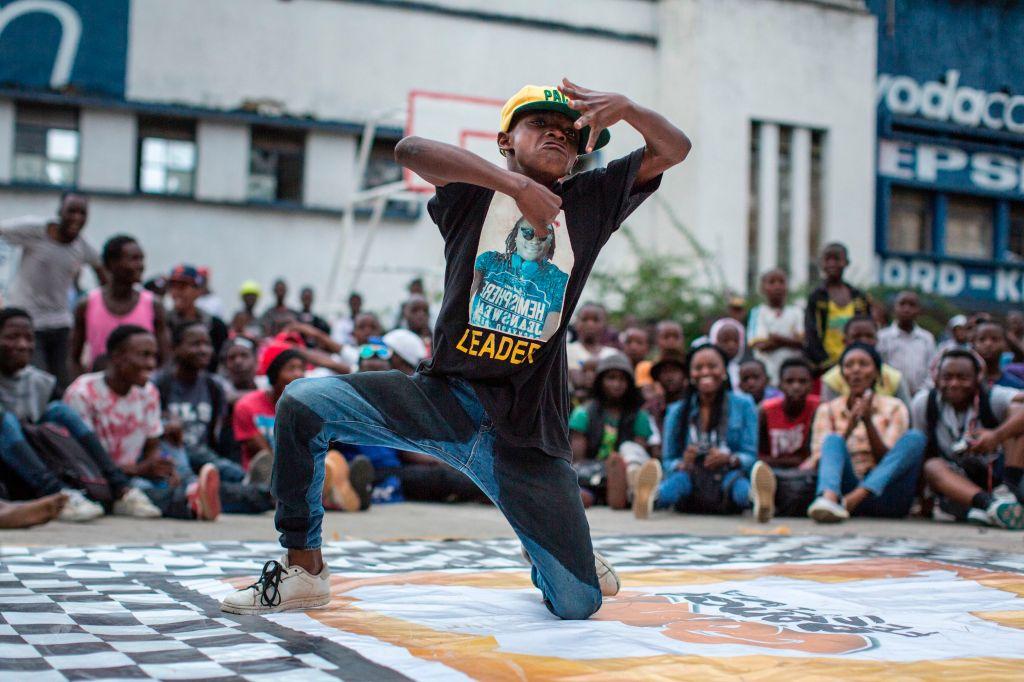 DRCONGO-CULTURE-DANCE