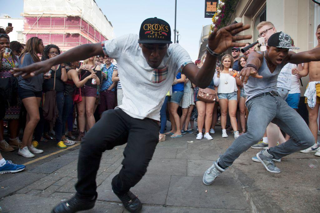 UK - London - Notting Hill Carnival