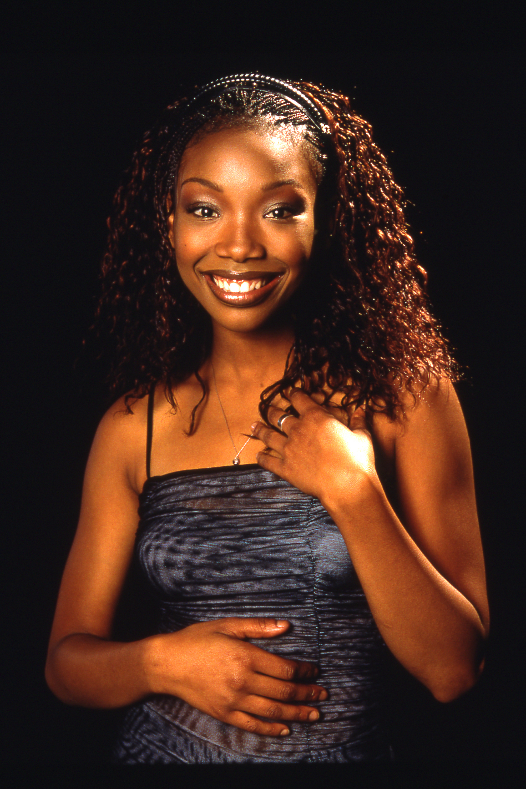American Singer And Actress Brandy Norwood