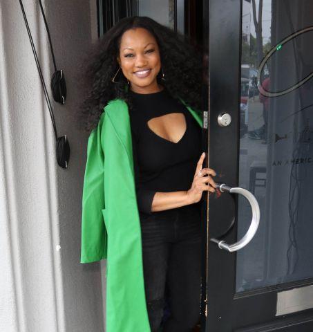 Celebrity Sightings in Los Angeles - May 31, 2018