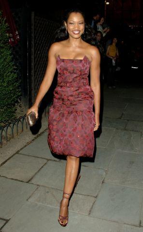 Celebrities at Olympus Fashion Week Spring 2006