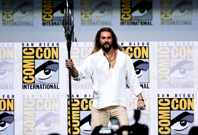 Comic-Con International 2017 - Warner Bros. Pictures Presentation