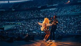 Beyonce, Jay Z, OTR II, On The Run 2 Tour (Paris)