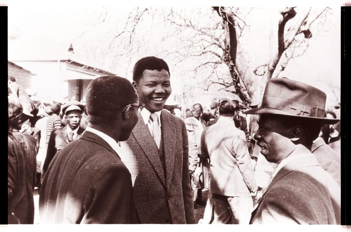 Mandela was for the people way before becoming a political leader.