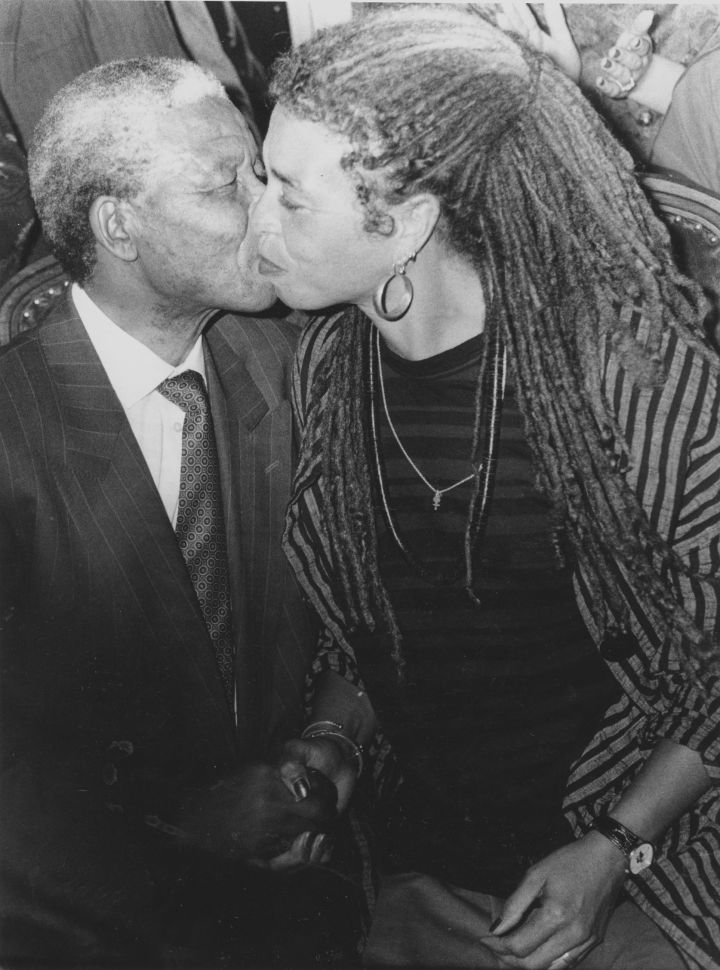 Madiba Loves The People.