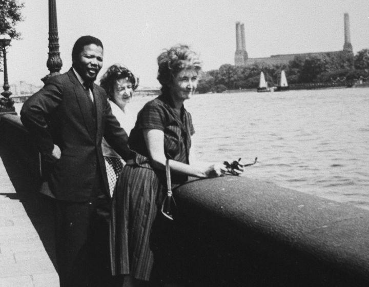 Mandela Takes London
