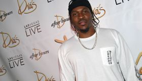 Pusha T Debuts Residency At Drai's Beach Club - Nightclub In Las Vegas