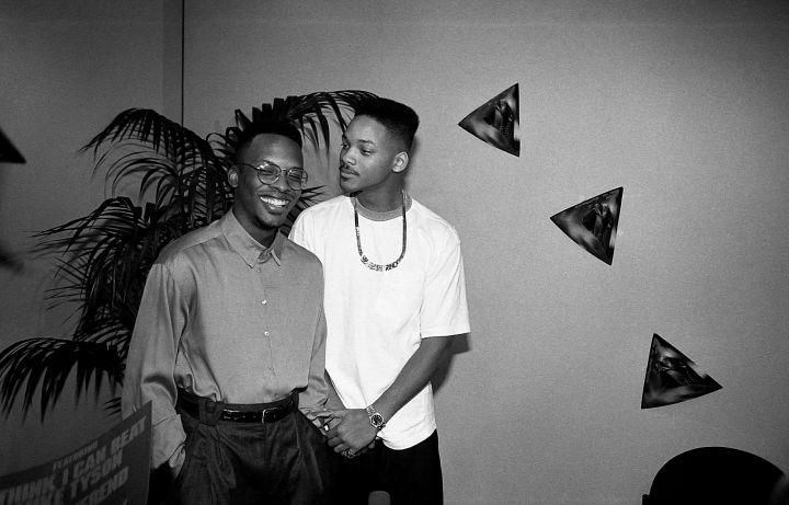 DJ Jazzy Jeff and The Fresh Prince hit Chicago in 1989.