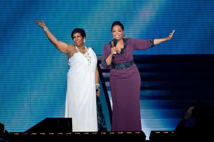 The Queen & Oprah