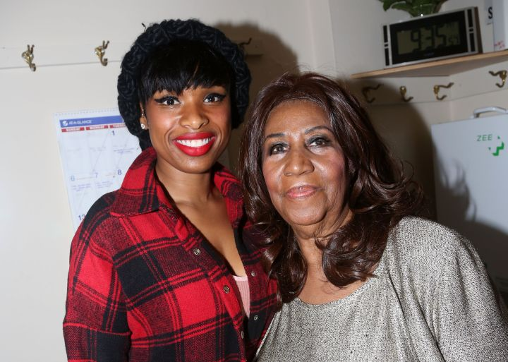 The Queen & Jennifer Hudson