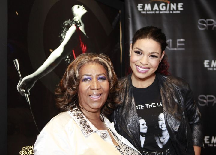 The Queen & Jordin Sparks