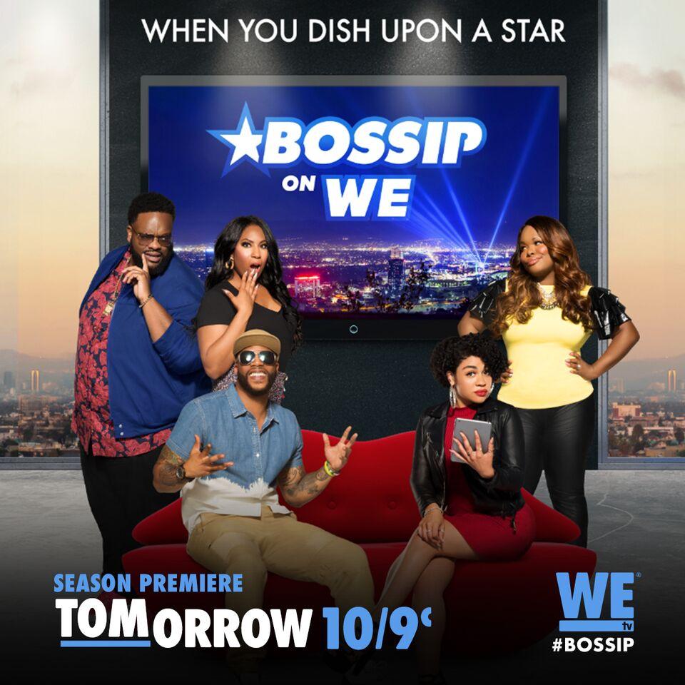 Bossip on WeTV