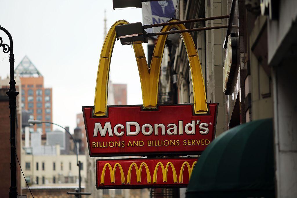 McDonald's Monthly Sales Drop Again, Continuing Worldwide Slump