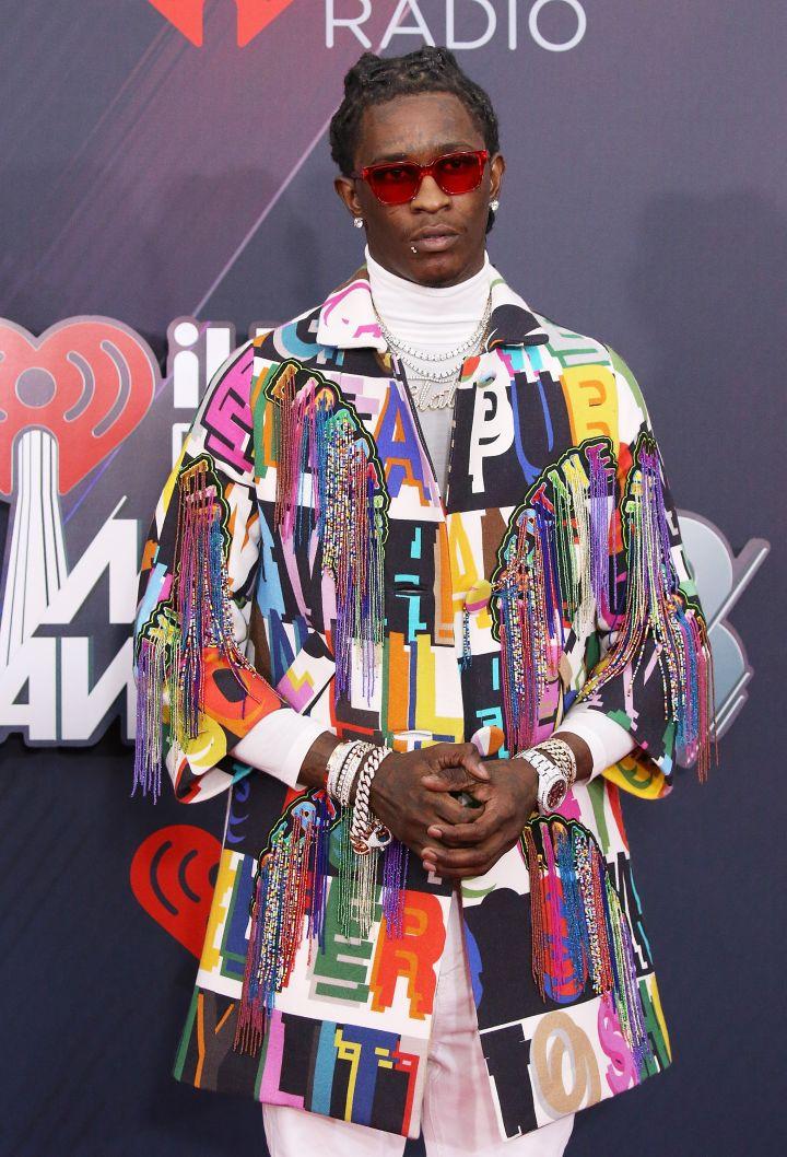 Colorful Thug