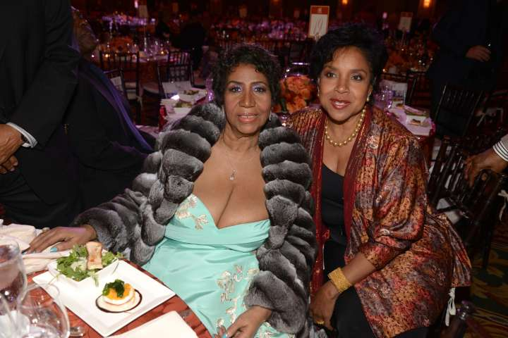 The Queen & Phylicia Rashad