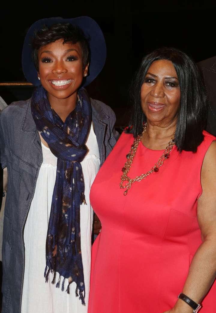 The Queen & Brandy