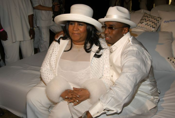 The Queen & Diddy