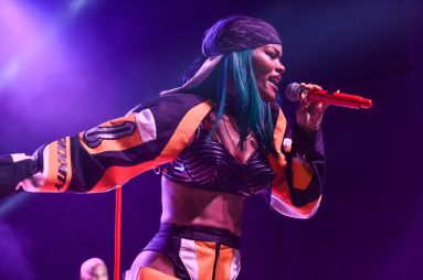 Teyana Taylor In Concert - Detroit, MI
