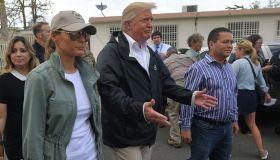 donald trump most ignorant moments hurricane relief
