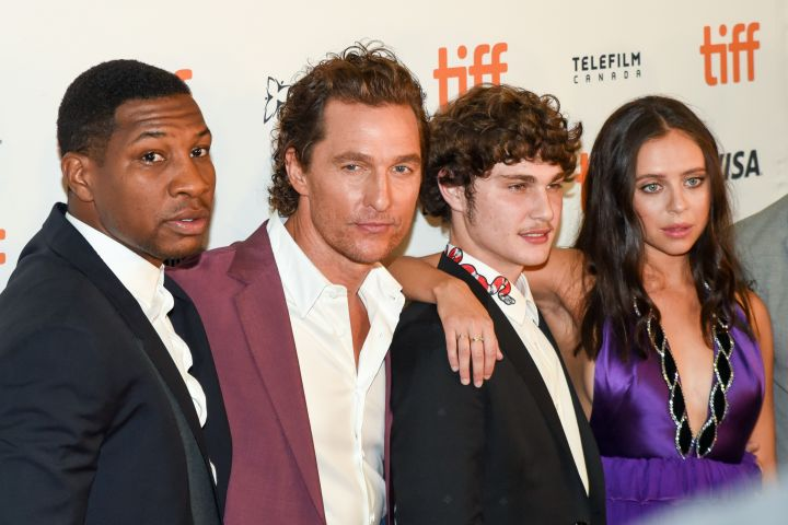 The 'White Boy Rick' cast spotted at the 2018 Toronto International Film Festival.