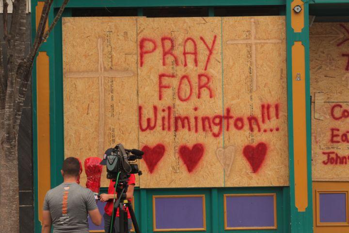 Wilmington prepares for Hurricane Florence