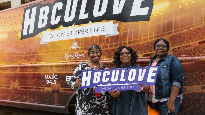 HBCU Love – Crown Royal – Dallas Photos
