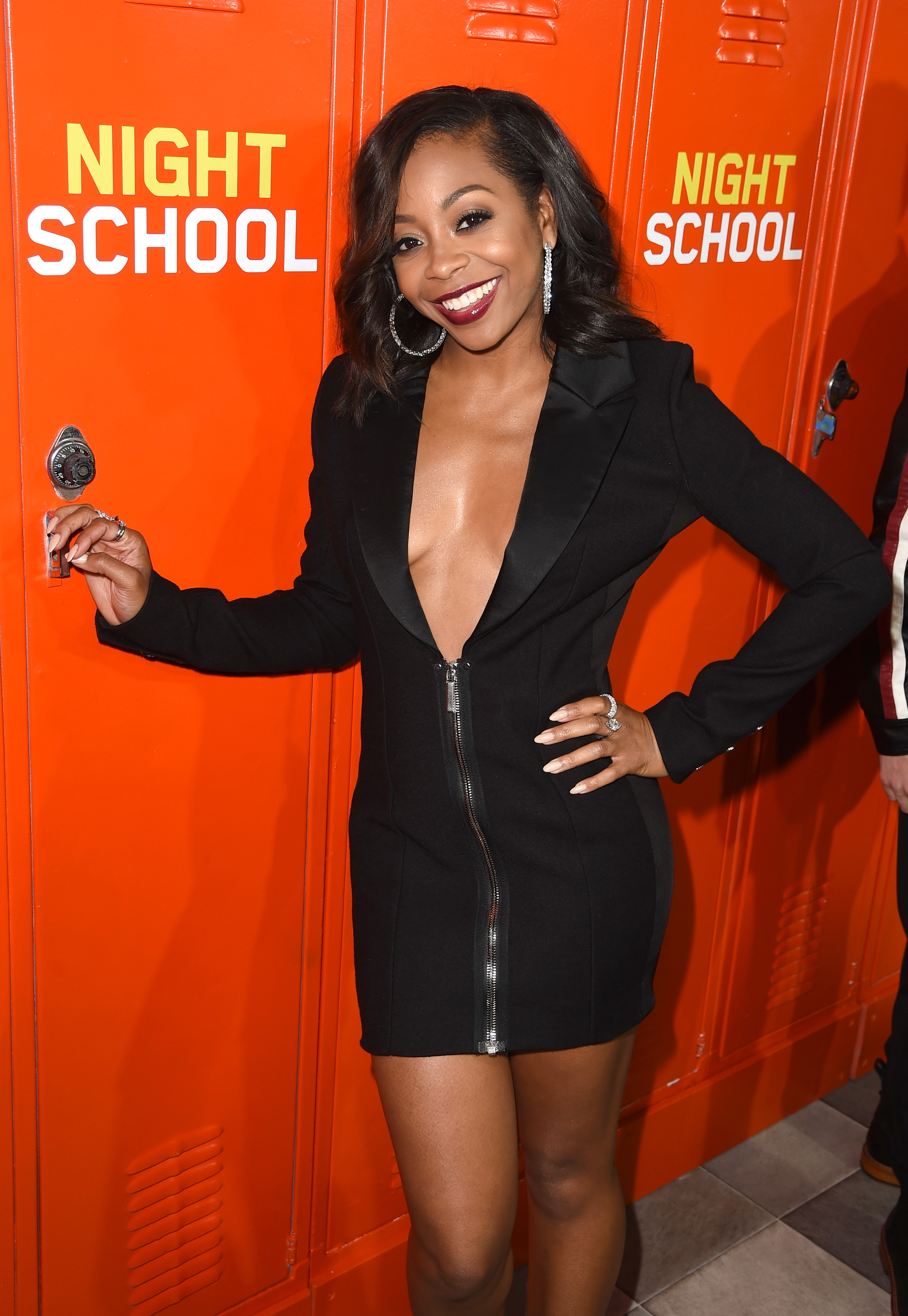 Premiere Of Universal Pictures' 'Night School' - Red Carpet